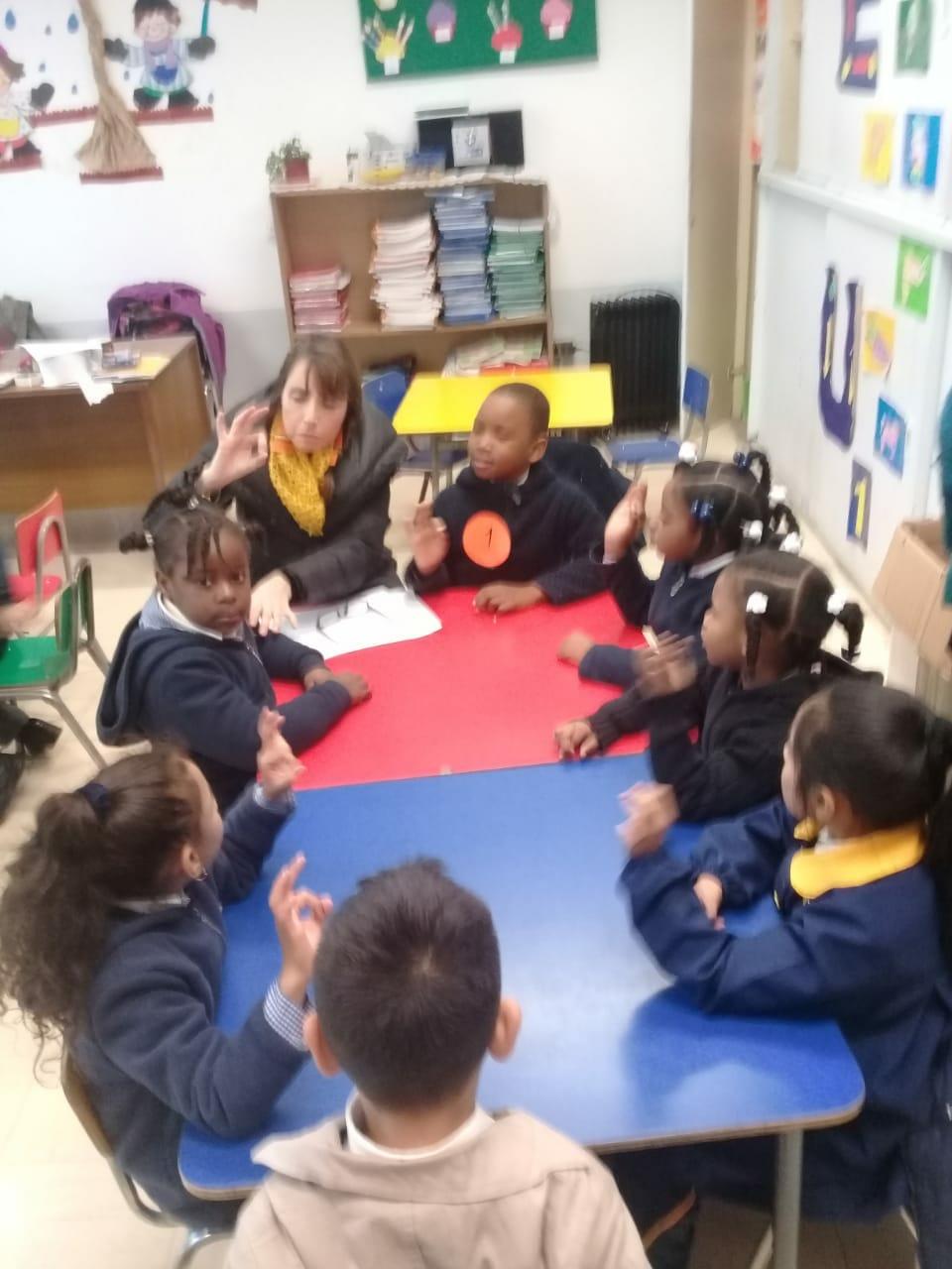 Kinder aplica las conciencia fonológicas.